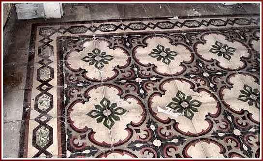 Pavimenti Antichi In Pietra In Cotto Antico E Terracotta